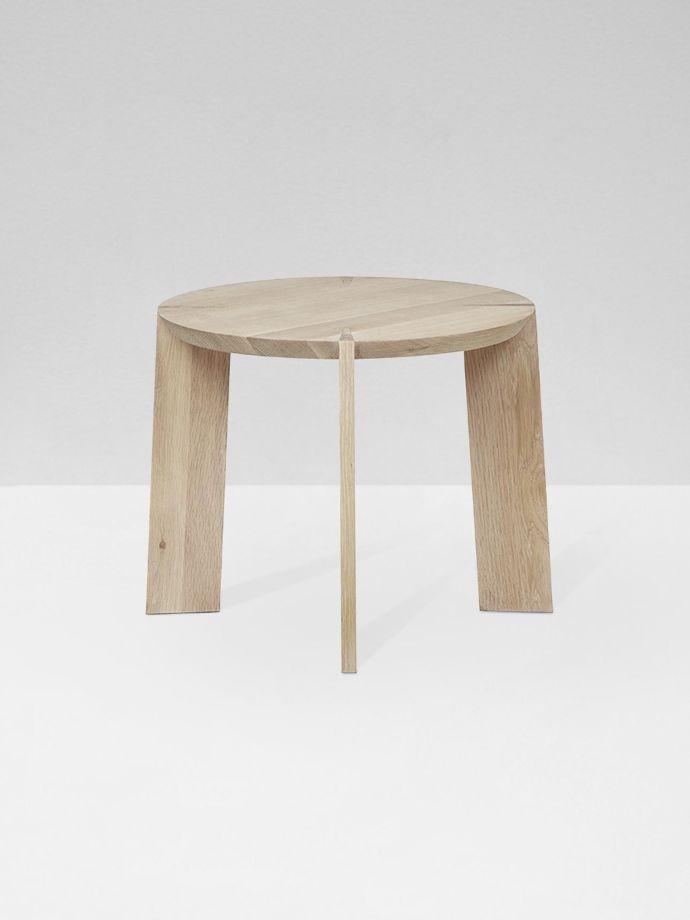 sketch kile side table oak