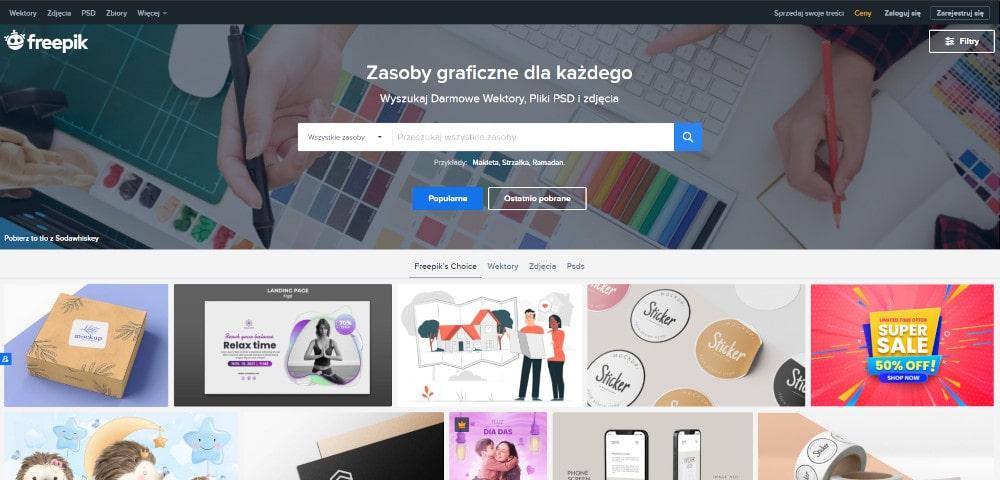 skąd brać ikony dla bloga, strony sklepu