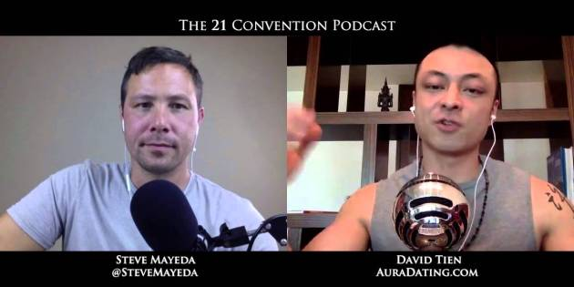 The Honest Truth About Pick Up: 21 Convention Podcast Interview (with Steve Mayeda)