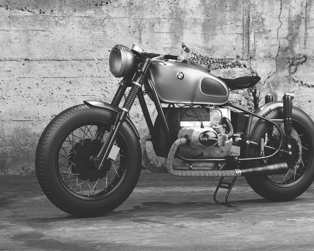 BMW Motorbike
