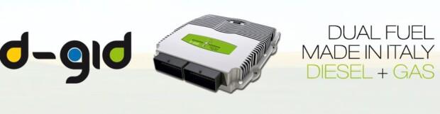 Conversione di veicoli diesel in GPL con kit D-GID