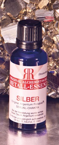 "SILBER Essenz, ""Argentum Potabile"" 30 ml"