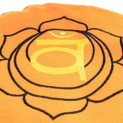 Sakralchakra Meditationskissen