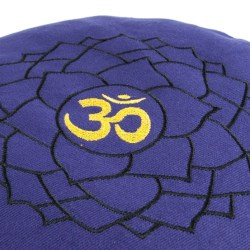 Kronenchakra Meditationskissen