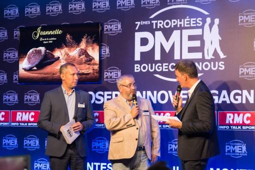 Trophée RMC Bougeons nous 2016