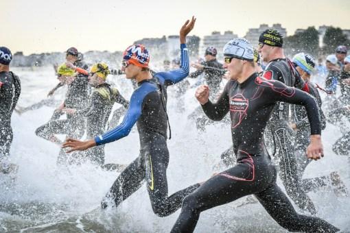 Triathlon La Baule Audencia 2019