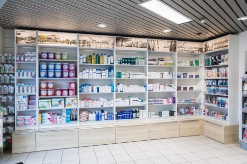 Reportage photo de Nantes pour une Pharmacie