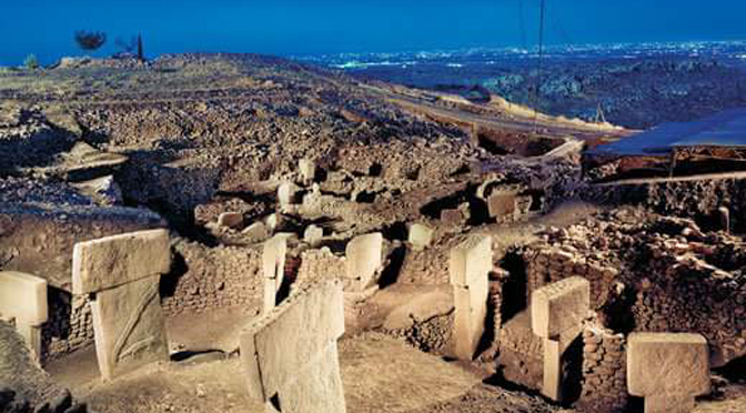 Gobekli Tepe (12,000 year's old)