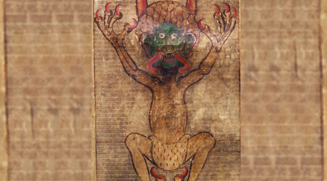 Codex Gigas – The Devil's Bible