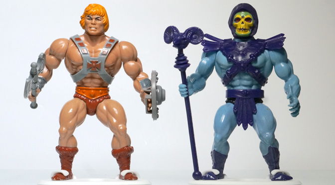 He-Man and the Masters Of The Universe – Christian Allegory & Transubstantiation