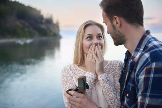 Kreative Stilvolle Ideen Fur Den Heiratsantrag Verlobungsring