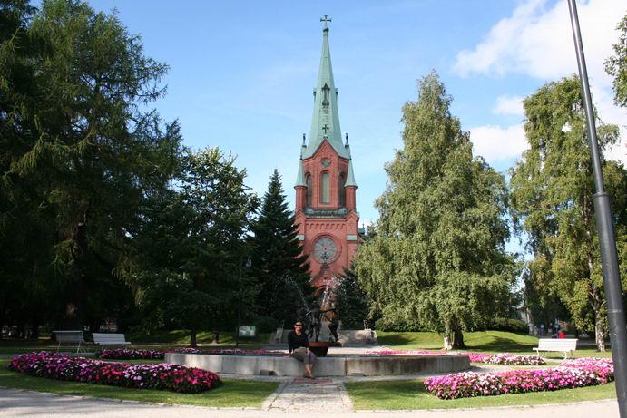 Aleksanterin Kirkko a Tampere
