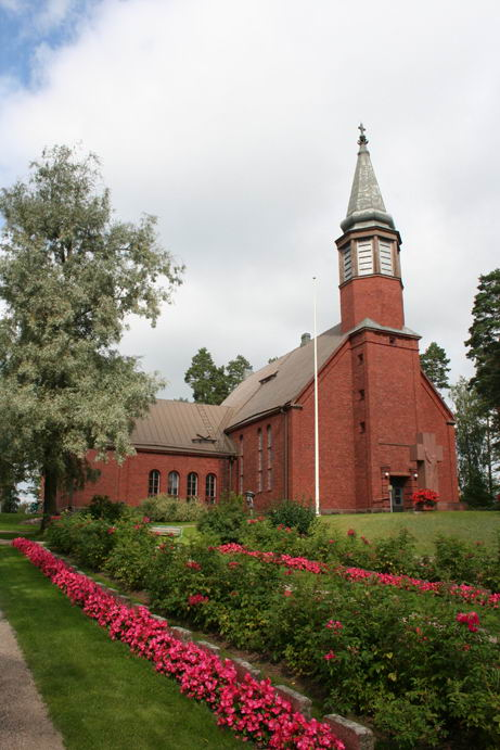 Chiesa di Ylämaa