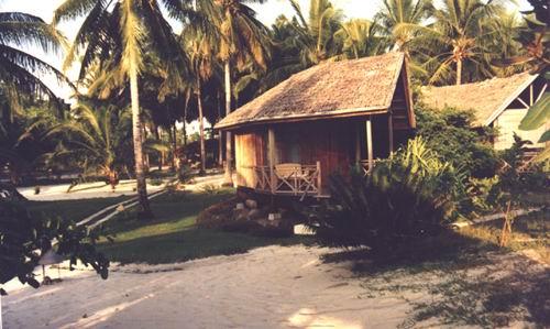 Bungalow a Gangga Island