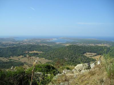 Vista da El Toro