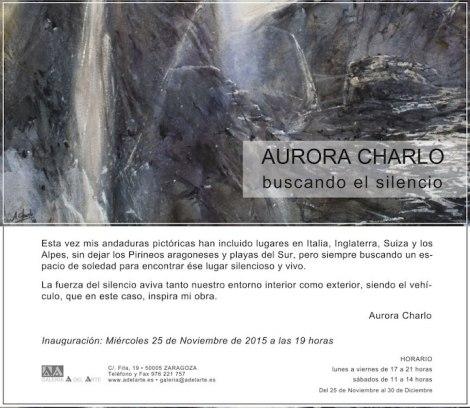 Invitación Aurora