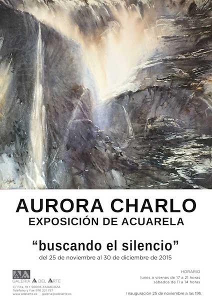 exposición A. Charlo
