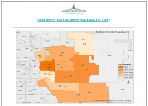Life Expectancy based on Zip Code - PDF