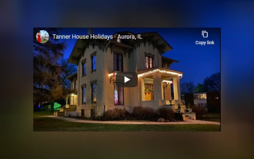 Video: Tanner House Holidays
