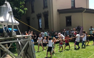 Bells to ring again on Fourth of July at Tanner House Museum