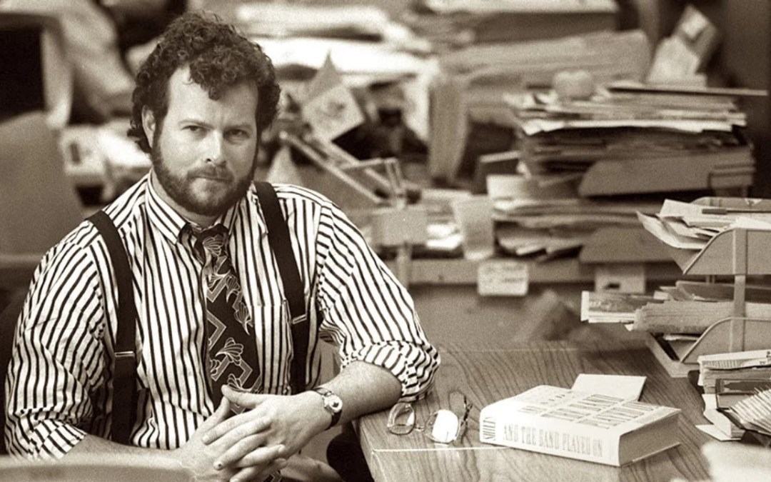 Aurora Journalist Randy Shilts Helped Frame Debate About Gay Rights Movement