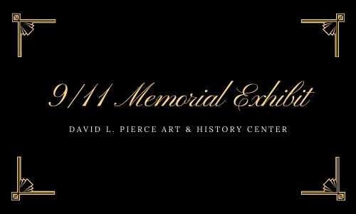 Mini Exhibit: 9/11 Remembrance
