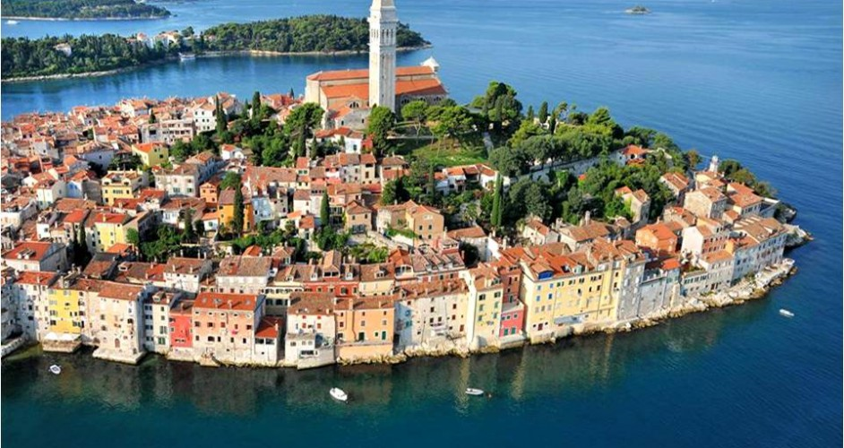 Croatia escorted tours Rovinj excursion