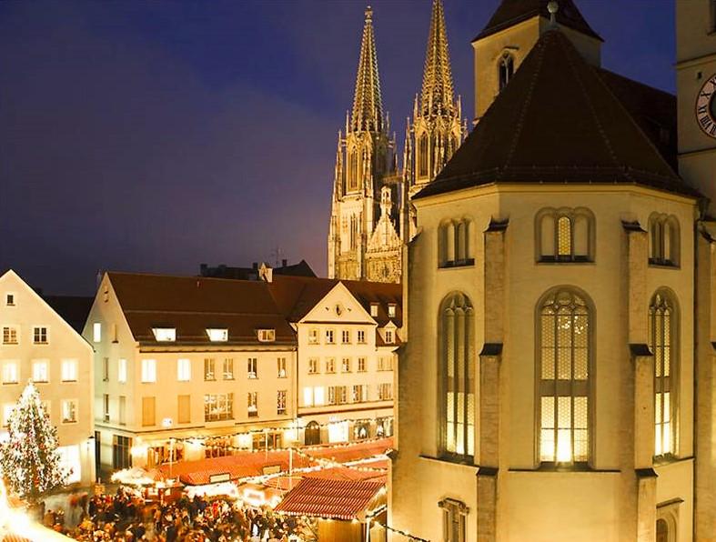 christmas market danube luxury cruise austria germany