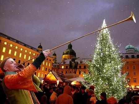 christmas market tour europe december