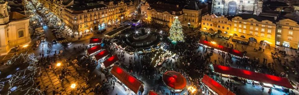 christmas markets central and east europe