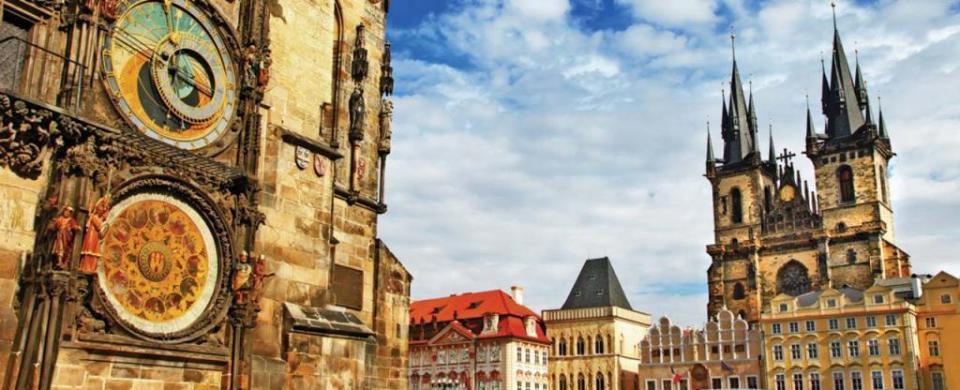 Prague escorted tours vacation trips