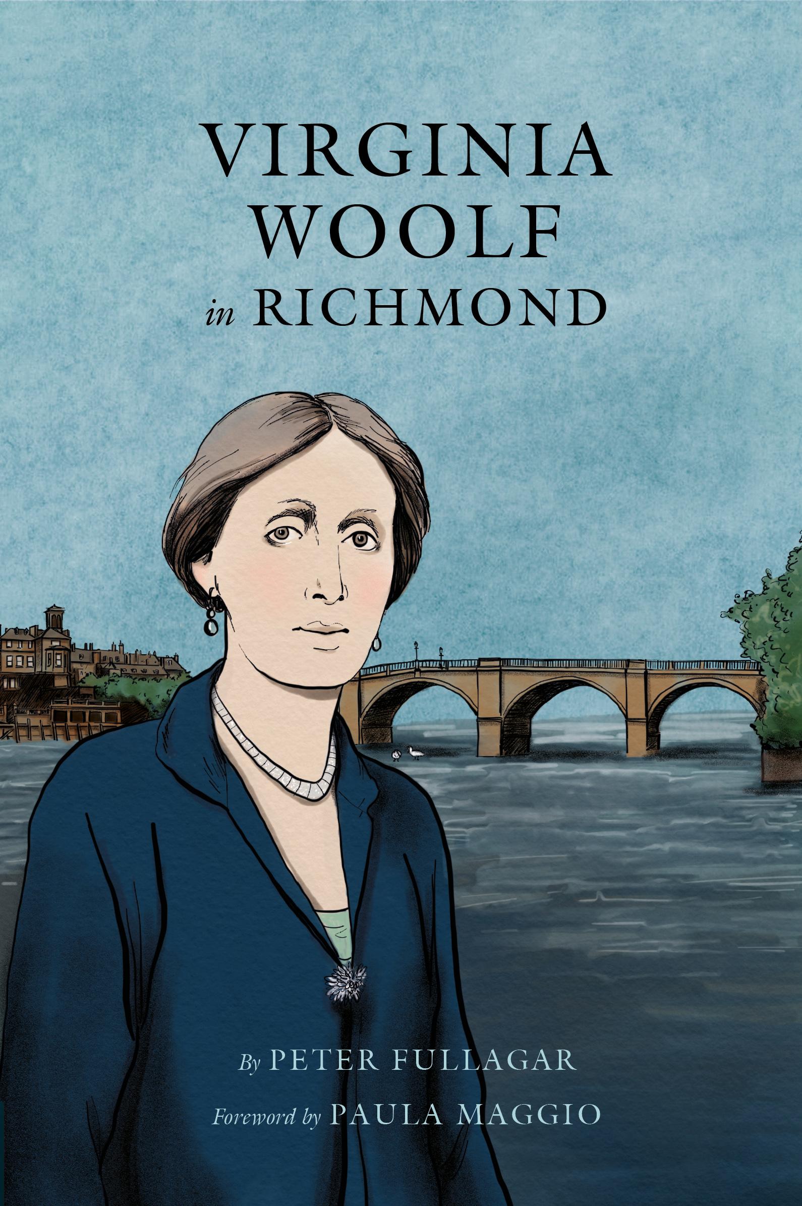 Virginia Woolf in Richmond talk at The Kew Society -Postponed