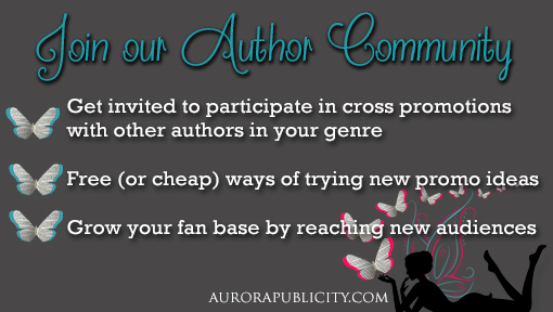 Join Our Author Community