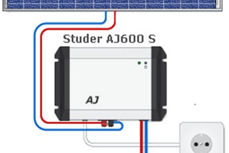 kit solaire complet avec batterie pour maison kit solaire. Black Bedroom Furniture Sets. Home Design Ideas