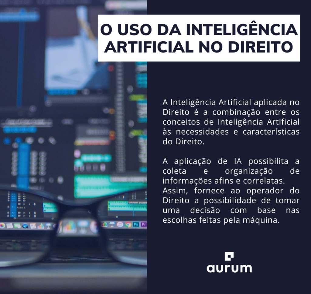 Entenda como funciona o uso da inteligência artificial no direito