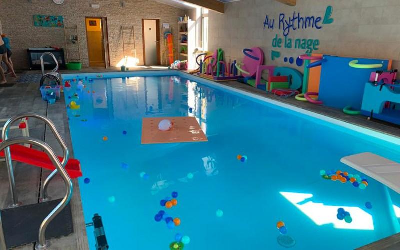 Un espace aquatique privé