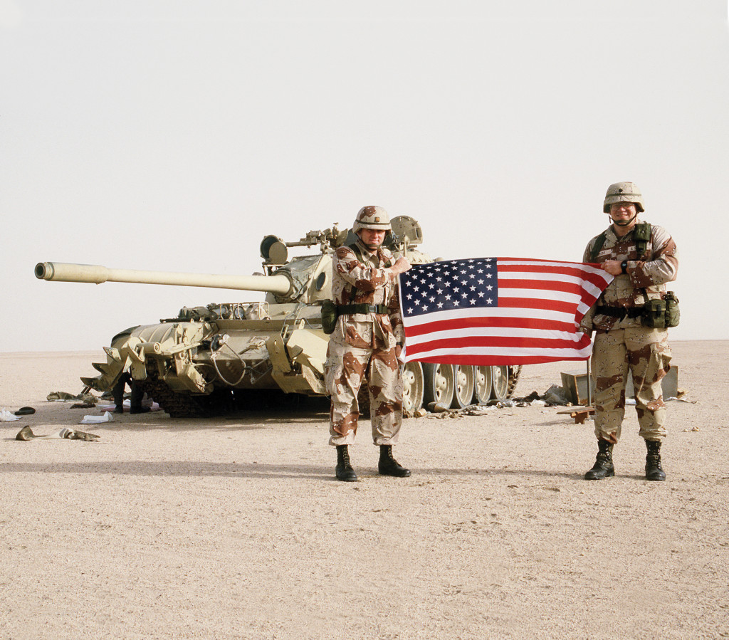 Winners And Losers From First Gulf War Great Wheel Was