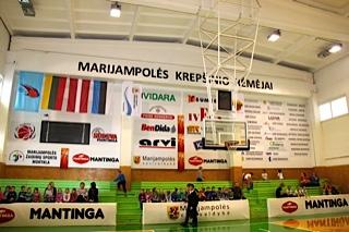 Sportschule Marijampole