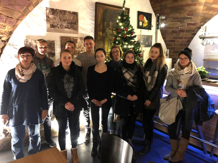 Berufliche Schule Paula Fürst FAWZ gGmbH_Brauereimuseum_Dezember 2019