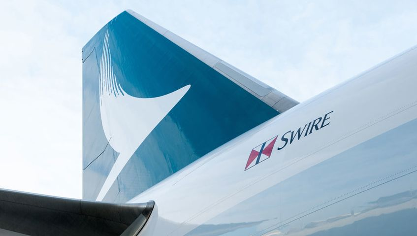 Cathay Pacific gets its first Airbus A350 on May 27