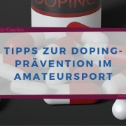 anit-doping triathlon, marathon