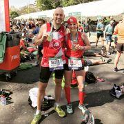 Marathon de Paris- Finsherphoto Medal