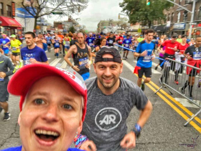 New York City Marathon, Race