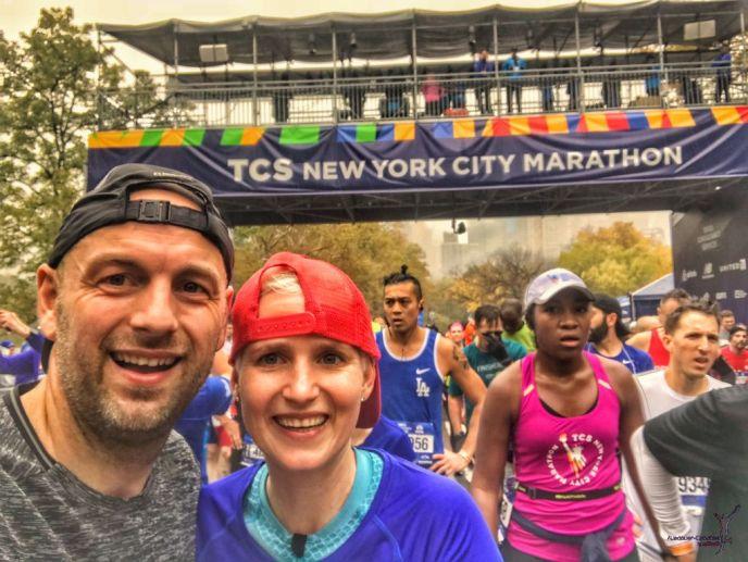 New York City Marathon, Ziel