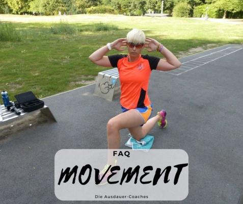 Fragen zum Athletiktraining, Beweglichkeit und Mobilität für Triathletinnen und Triathleten, Läuferinnen und Läufer