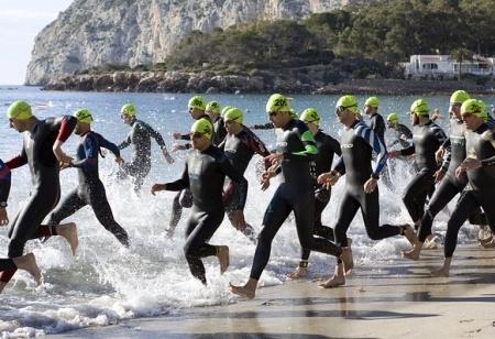 Einstieg in den Triathlon, Triathlontraining für Einsteiger, Triathlonanfänger, Triathlonanfängerin
