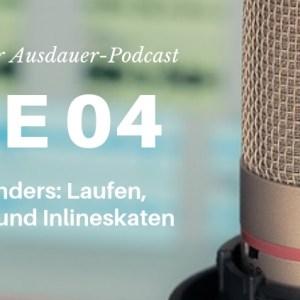 Folge 04 // LULTRAS love sports // Der Ausdauerpodcast mit Hannah und Carsten