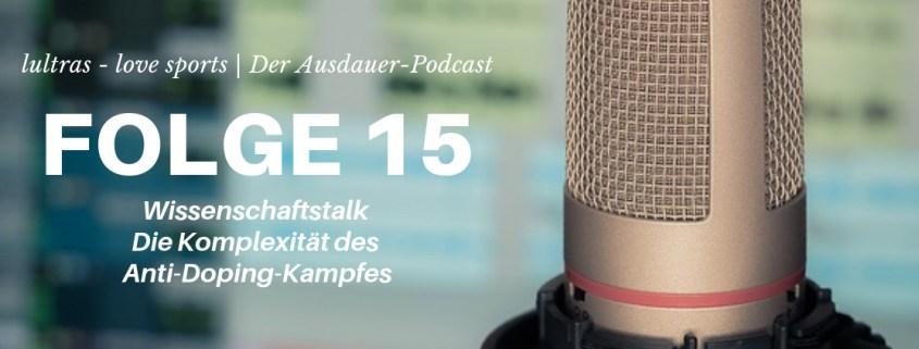 Folge 15 // LULTRAS love sports // Der Ausdauerpodcast mit Hannah und Carsten