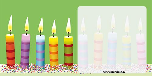 1 Doppelkarte Umschlag Geburtstagskarte Grusskarte Kinder Teenager
