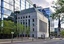 Ottawa: Bank of Canada (Kanadische Zentralbank)